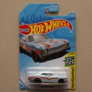 Hot Wheels 2019 HW Speed Graphics '68 Chevy Nova (gulf blue)