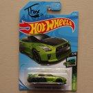 Hot Wheels 2019 Speed Blur '17 Nissan GT-R [R35] Guaczilla (Troy Fox)