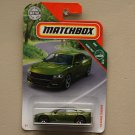 Matchbox 2019 MBX Road Trip '18 Dodge Charger (green)