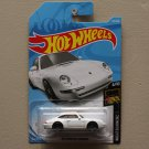 Hot Wheels 2019 Nightburnerz '96 Porsche Carrera (white)