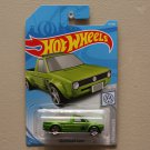 Hot Wheels 2019 Volkswagen Volkswagen Caddy (green)