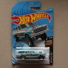 Hot Wheels 2019 HW Race Day '64 Chevy Nova Wagon Gasser (turquoise)