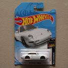 Hot Wheels 2019 Nightburnerz '96 Porsche Carrera (white) (SEE CONDITION)