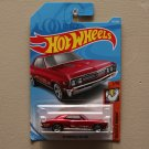 Hot Wheels 2019 Muscle Mania '67 Chevelle SS 396 (red) (SEE CONDITION)