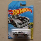 Hot Wheels 2019 HW Speed Graphics Mazda RX-7 (silver) (SEE CONDITION)