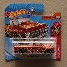Hot Wheels 2019 HW Flames '69 Chevy C10 (orange)