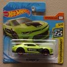 Hot Wheels 2019 HW Speed Graphics '18 Camaro SS (green)