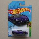Hot Wheels 2019 HW Exotics McLaren 720S (purple)