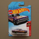 [ASSEMBLY ERROR] Hot Wheels 2018 HW Flames '68 Chevy Nova (purple)