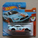 Hot Wheels 2019 Muscle Mania Custom '18 Ford Mustang GT (gulf blue)