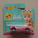 Hot Wheels 2019 Barbie 60th Anniversary '14 Corvette Stingray (pink)