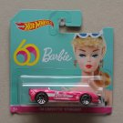 Hot Wheels 2019 Barbie 60th Anniversary '14 Corvette Stingray (pink) (SEE CONDITION)