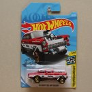 Hot Wheels 2019 HW Speed Graphics '55 Chevy Bel Air Gasser (red) (SEE CONDITION)