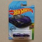 Hot Wheels 2019 HW Exotics McLaren 720S (purple) (SEE CONDITION)