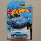 Hot Wheels 2019 Nightburnerz '96 Porsche Carrera (blue) (SEE CONDITION)