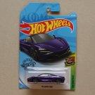 [PACKAGE ERROR] Hot Wheels 2019 HW Exotics McLaren 720S (purple)