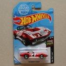 Hot Wheels 2019 HW Race Day '69 Corvette Racer (red)