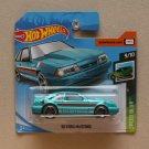 Hot Wheels 2019 Speed Blur '92 Ford Mustang (teal)