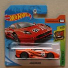 Hot Wheels 2019 HW Exotics Jaguar XJ220 (orange)