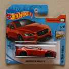 Hot Wheels 2019 Factory Fresh Jaguar XE SV Project 8 (orange)