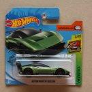 Hot Wheels 2019 HW Exotics Aston Martin Vulcan (green)