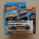 Hot Wheels 2019 HW Race Day '64 Chevy Nova Wagon Gasser (grey)