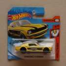 Hot Wheels 2019 Muscle Mania '65 Mustang 2+2 Fastback (yellow)