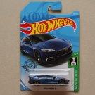 Hot Wheels 2019 HW Green Speed Tesla Model S (blue)