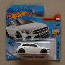 Hot Wheels 2019 Factory Fresh '19 Mercedes-Benz A-Class (white)