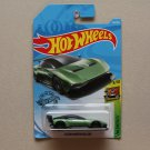 Hot Wheels 2019 HW Exotics Aston Martin Vulcan (green)