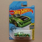 Hot Wheels 2019 HW Speed Graphics Mazda RX-7 (green)