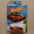 Hot Wheels 2019 HW Exotics McLaren Senna (orange)