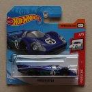 Hot Wheels 2020 Porsche Series Porsche 917 LH (blue)