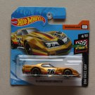 Hot Wheels 2020 HW Race Day '76 Greenwood Corvette (gold)