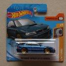 Hot Wheels 2020 HW Turbo '98 Subaru Impreza 22B STi-Version (blue)