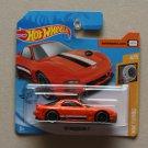 Hot Wheels 2020 HW Turbo '95 Mazda RX-7 (orange)