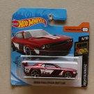Hot Wheels 2019 Nightburnerz Dodge Challenger Drift Car (red) (SEE CONDITION)