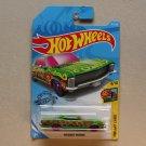 Hot Wheels 2019 HW Art Cars '64 Buick Riviera (green)