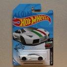 Hot Wheels 2019 HW Roadsters Lamborghini Reventon Roadster (white) (SEE CONDITION)