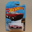 Hot Wheels 2019 Nightburnerz Dodge Challenger Drift Car (red)