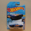 Hot Wheels 2019 HW Race Team '69 Dodge Charger (blue)
