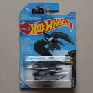 Hot Wheels 2020 Batman Batplane (The Animated Series) (black) (SEE CONDITION)