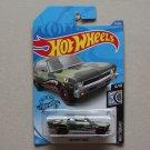 Hot Wheels 2020 Rod Squad '68 Chevy Nova (camo green)