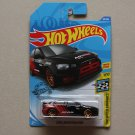 Hot Wheels 2020 HW Speed Graphics '08 Mitsubishi Lancer Evolution (black)