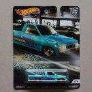 Hot Wheels 2019 Car Culture Cruise Boulevard Custom '93 Nissan Hardbody (D21) (SEE CONDITION)