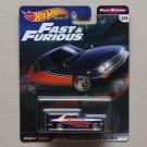 Hot Wheels 2019 Fast & Furious Premium Fast Rewind Nissan Silvia [CSP311]