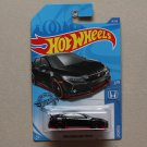Hot Wheels 2020 Honda Series '18 Honda Civic Type R (black)