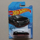 Hot Wheels 2020 Honda Series '18 Honda Civic Type R (black) (SEE CONDITION)