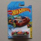 Hot Wheels 2020 HW Art Cars '92 Ford Mustang (orange)