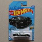 Hot Wheels 2020 Factory Fresh '16 Bugatti Chiron (black)